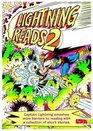 Lightning Reads Bk2 A Fun Collection of Cartoon Strips One Page and Two Page Stories That All Children Will Enjoy