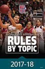 2017-18 NFHS Basketball Rules by Topic