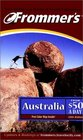 Frommer's Australia from 50 a Day