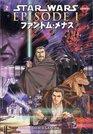 Star Wars: Episode I: Phantom Menace Manga, Volume 2