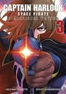 Captain Harlock Dimensional Voyage Vol 3