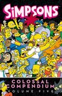 Simpsons Comics Colossal Compendium Volume 5