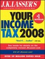 JK Lasser's Your Income Tax 2008 For Preparing Your 2007 Tax Return