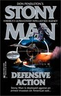 Defensive Action (Slingshot Project, Bk 1) (Stony Man, No 60)