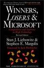 Winners, Losers  Microsoft