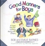 Good Manners For Boys