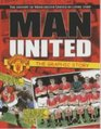 Man United The Graphic Story The History of Manchester United in Comic Strip