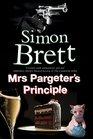 Mrs Pargeter's Principle