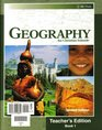 Geography for Christian Schools