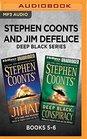 Stephen Coonts and Jim DeFelice Deep Black Series Books 5-6 Jihad  Conspiracy