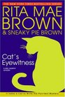 Cat's Eyewitness (Mrs Murphy, Bk 13)