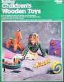 Building Children's Wooden Toys