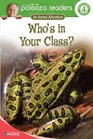 Who's in Your Class Level 4