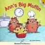 Ann's Big Muffin (Hooked on Phonics, Hop Book Companion 8)