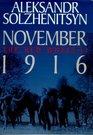November 1916 The Red Wheel/Knot II