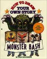 How To Draw Your Own Story Monster Bash