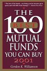 The 100 Best Mutual Funds You Can Buy 2001