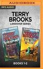 Terry Brooks Landover Series Books 1-2 Magic Kingdom for Sale - Sold  The Black Unicorn