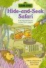 Hide-and-Seek Safari (Sesame Street Peek-a-Board)