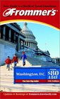Frommer's Washington DC from 80 a Day