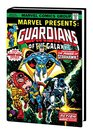 Guardians of the Galaxy Tomorrow's Heroes Omnibus