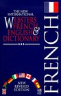 The New International Webster's French  English Dictionary