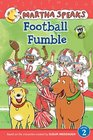 Martha Speaks Football Fumble