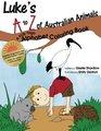 Luke's A to Z of Australian Animals A Kids Yoga Alphabet Coloring Book
