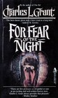 For Fear of the Night