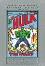 Marvel Masterworks The Incredible Hulk Volume 8