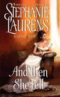 And Then She Fell (Cynster Sisters, Bk 4)