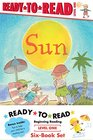 Weather Ready-to-Read Value Pack Rain Wind Clouds Snow Rainbow Sun