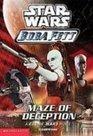 Star Wars Boba Fett Maze of Deception