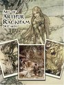 Art of Arthur Rackham  24 Cards