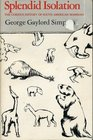 Splendid Isolation The Curious History of South American         Mammals