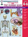 Fascinating facts about the human body A science book for grades 4-6