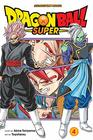 Dragon Ball Super Vol 4