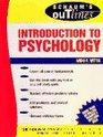 Schaum's Outline of Introduction Tp Psychology (Schaum Outline S.)