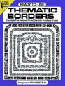 Ready-To-Use Thematic Borders