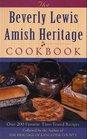 Amish Heritage Cookbook (Large Print)