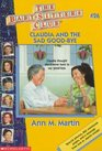 Claudia and the Sad Good-Bye (Baby-Sitters Club, 26)