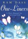 One Liners : A Mini-Manual for a Spiritual Life