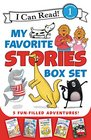 I Can Read My Favorite Stories Box Set Happy Birthday Danny and the Dinosaur Clark the Shark Tooth Trouble Harry and the Lady Next Door The  the Cat Makes Dad Glad