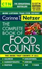 The Complete Book of Food Counts - 6th Edition (Ctn Food Counts)