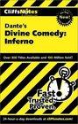 Cliffs Notes Dante's Divine Comedy Inferno