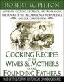 Cooking Recipes from the Wives And Mothers Of