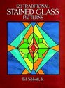 120 Traditional Stained Glass Patterns