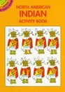 North American Indian Activity Book (Dover Little Activity Books)