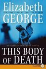 This Body of Death (Inspector Lynley, Bk 16) (Larger Print)