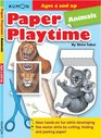 Paper Playtime Workbooks Animals